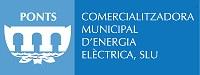 Escut Ponts Comercialitzadora Municipal d'Energia Elèctrica, SLU